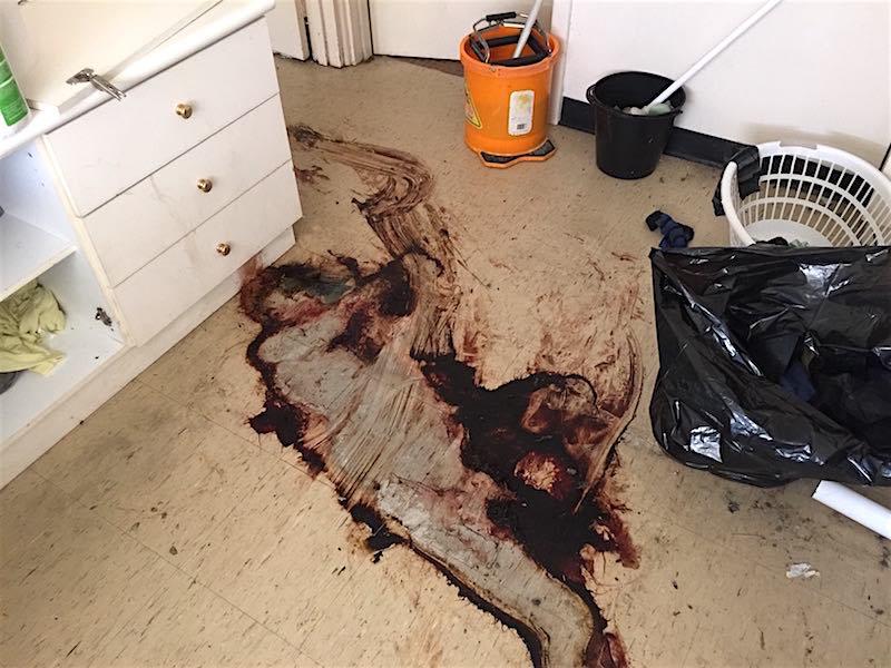 Celebrity crime scene autopsy photos
